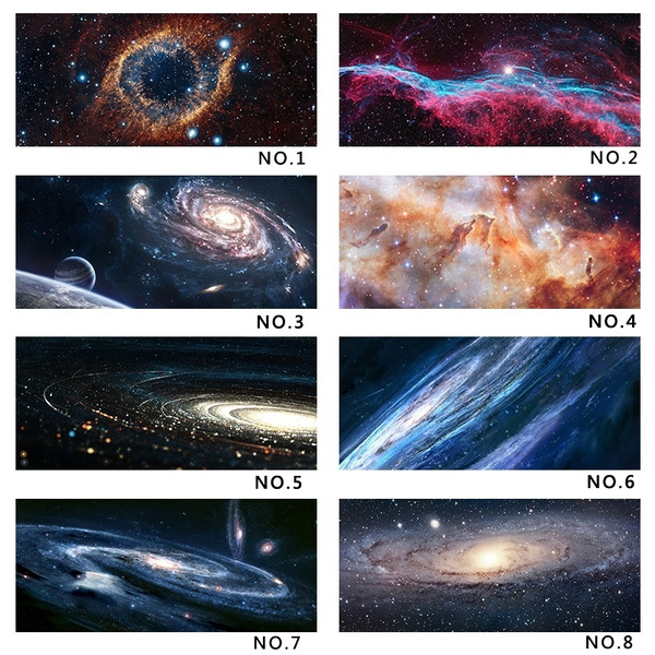 starrysky, Computers, nonslipmousemat, galaxydeskmat