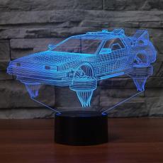 Night Light, Home Decor, 3dlampled, lighting3dcar