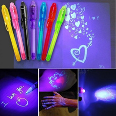 invisibleinkpen, multicolorpen, Gifts, uvpen