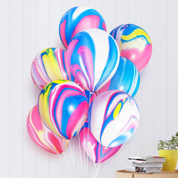 decoration, Decor, marbleballoon, Colorful