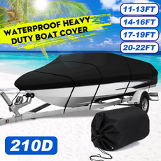 Heavy, speedboatcover, skivhull, Waterproof