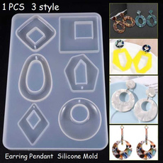 mould, Silicone, Jewelry, Jewelry Making