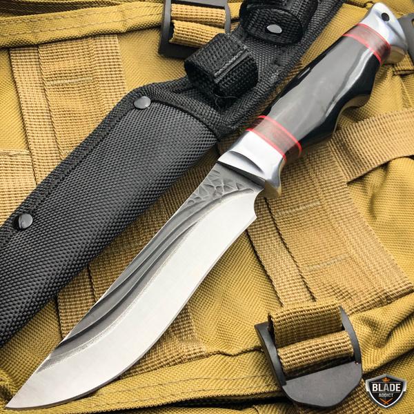 Wood, outdoorknife, Hunting, fixedbladeknive