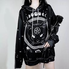 Goth, Fashion, witchcraft, Loose