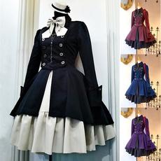 Goth, Fashion, gothic lolita, gothic clothing