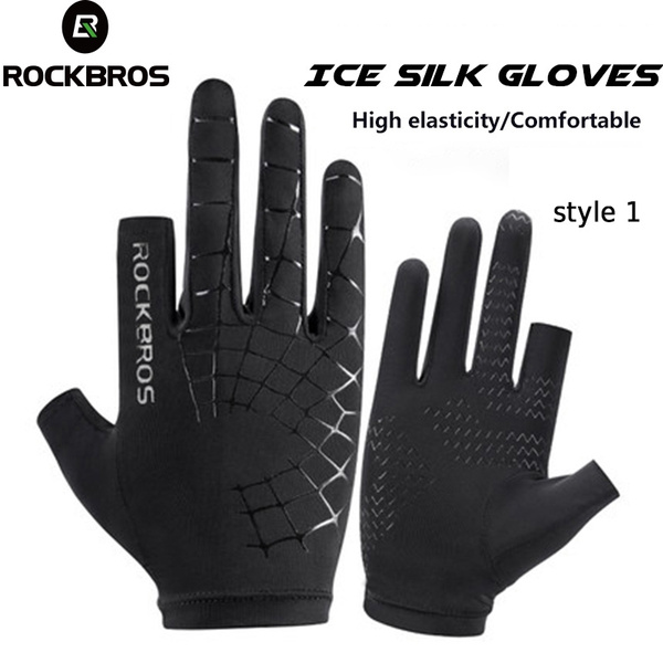 Bicycle, uvresistant, Sports & Outdoors, icesilkglove