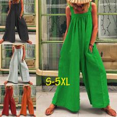 Women Pants, Plus Size, boho, Long pants