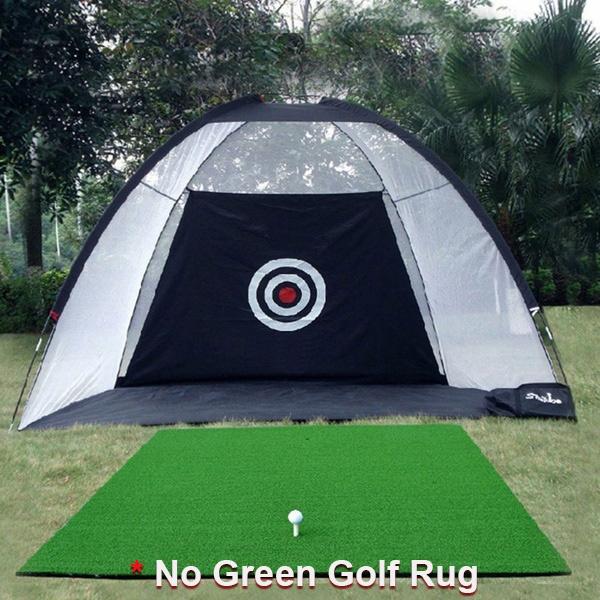 Indoor, portablegolfpracticenet, golfpracticetool, golfnetcage