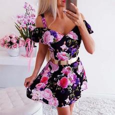 gowns, Summer, ladies dress, fashion dress