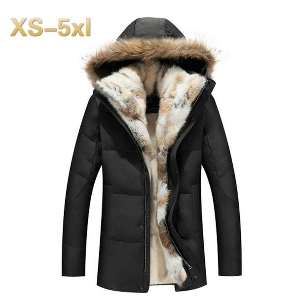 hisandhersclothing, hooded, fur, Winter
