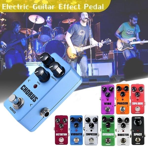 effectpanel, guitareffectpedal, phaser, Musical Instruments