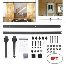 Building & Hardware, doorsdoorhardware, slidingbarndoorhardwareroller, Home Decor