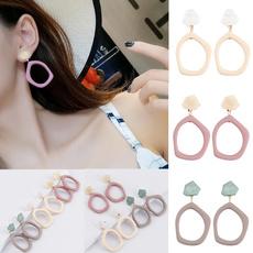 exaggeratedearring, Fashion, Dangle Earring, simpleearring