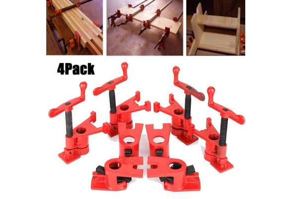 3//4 inch Heavy Duty Pipe Clamp Woodworking Wood Gluing Pipe Clamp 3//4 inch G7O2