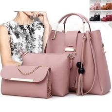 women bags, Shoulder Bags, Tassels, Capacity