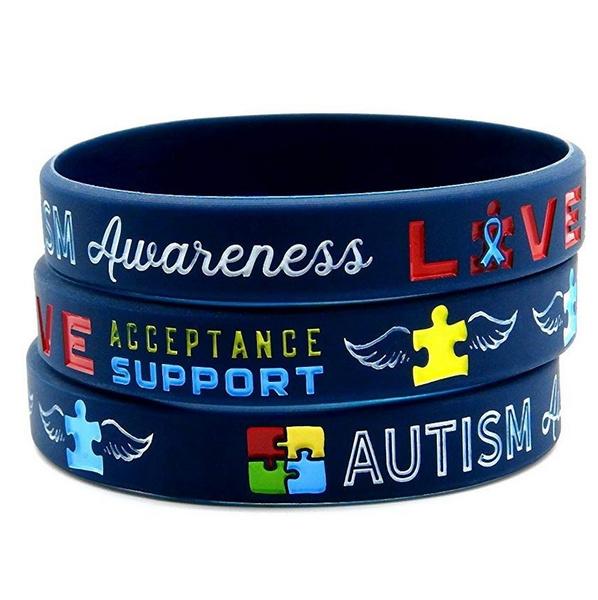wristbandbracelet, autismgift, Wristbands, friendshipgift