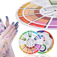 colorwheel, tattoo, colorfulwheel, Beauty
