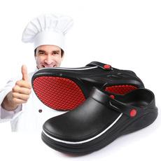 kitchenshoe, cooksandal, cookshoe, Waterproof