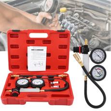 cylindertesterkit, gasanalyzer, compressiontesterautomotive, gaugetool