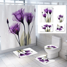 doormat, Bathroom, bathroomdecor, waterproofcurtain