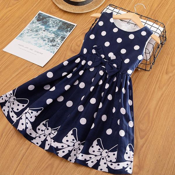birthdaypartydre, Summer, kids clothes, Cotton Dress