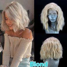 wig, Fiber, Lace, longwavewig
