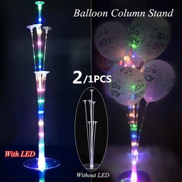 led, balloonbase, ballon, balloonstand
