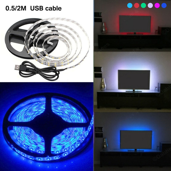 LED Strip, led, usb, TV