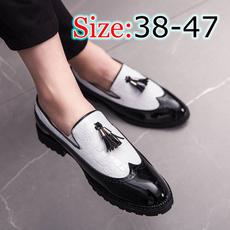 Fashion, leatherloafer, casual leather shoes, shoes fashion