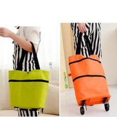 reusableshoppingbag, lightweightcart, shoppinghandbag, Bags