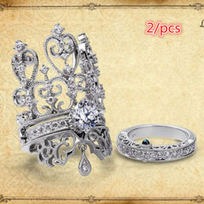 Sterling, Luxury, Gifts, 925 silver rings