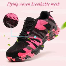 pink, safetyshoe, Sneakers, Outdoor