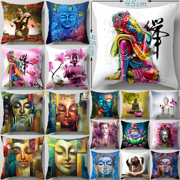 art, Home Decor, Cover, pugpillow