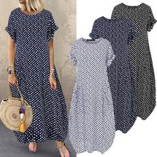 Summer, long dress, Dress, backless dress