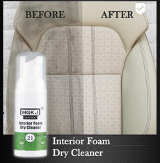 backtonew, leatherseat, foamcleaner, carcare