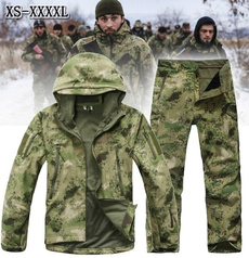 Fashion, Hunting, Waterproof, militaryjacket