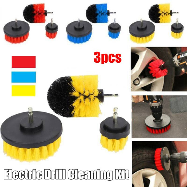 electricdrillbrush, Home Decor, cleaningkit, cleaningbrush
