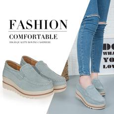 Shoes, wedge, Fashion, suedeshoe