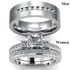 Sterling, Steel, DIAMOND, Jewelry