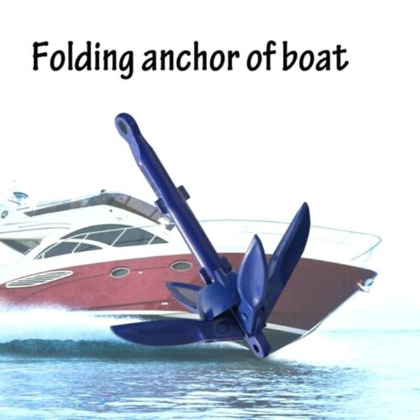 watercraft, canoe, kayakanchor, foldinganchor
