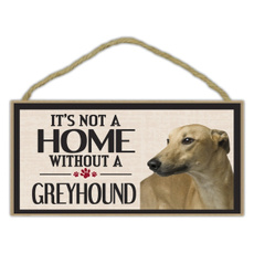 Pets, greyhound, Dogs, sign