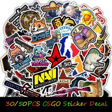 Car Sticker, Waterproof, Stickers, Guitars