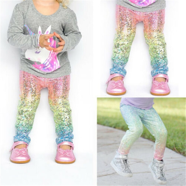 cute, Leggings, pants, gradient
