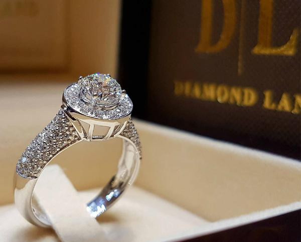 White Gold, DIAMOND, wedding ring, Gifts