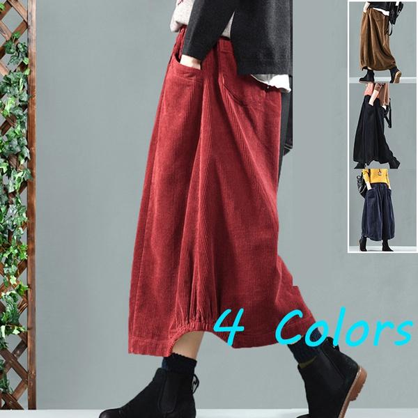 Pocket, elastic waist, Waist, Elastic