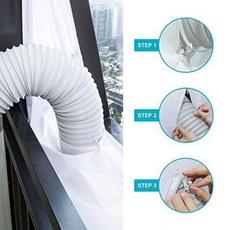 air conditioner, airdryer, Fashion, windowsealing