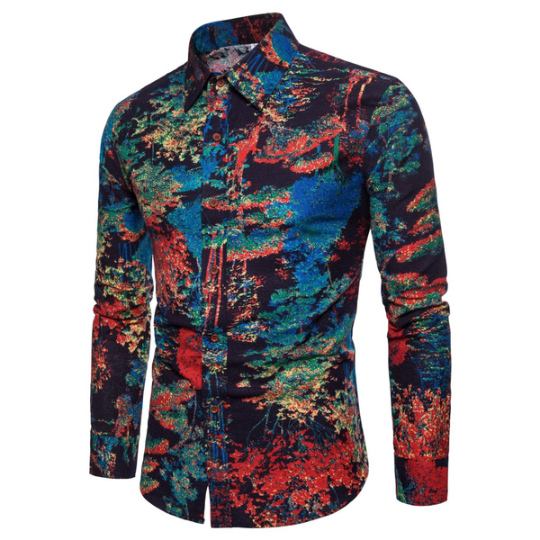 men shirt, Fashion, Winter, long sleeved shirt