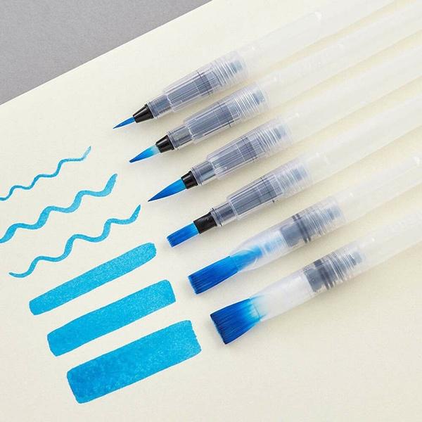 paintbrushset, Head, drawingamppaintingsupplie, watercolorbrush