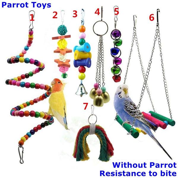 parrotladder, Toy, parrotcagetoy, Bell