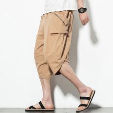 Summer, harem, trousers, bigcode